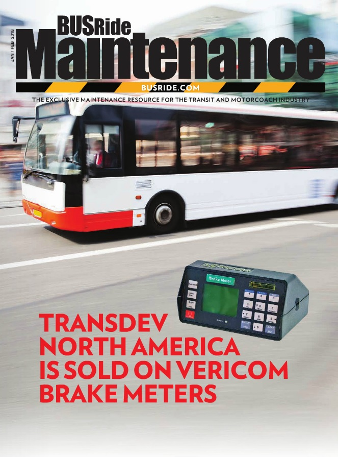 Transdev North America is sold on Vericom