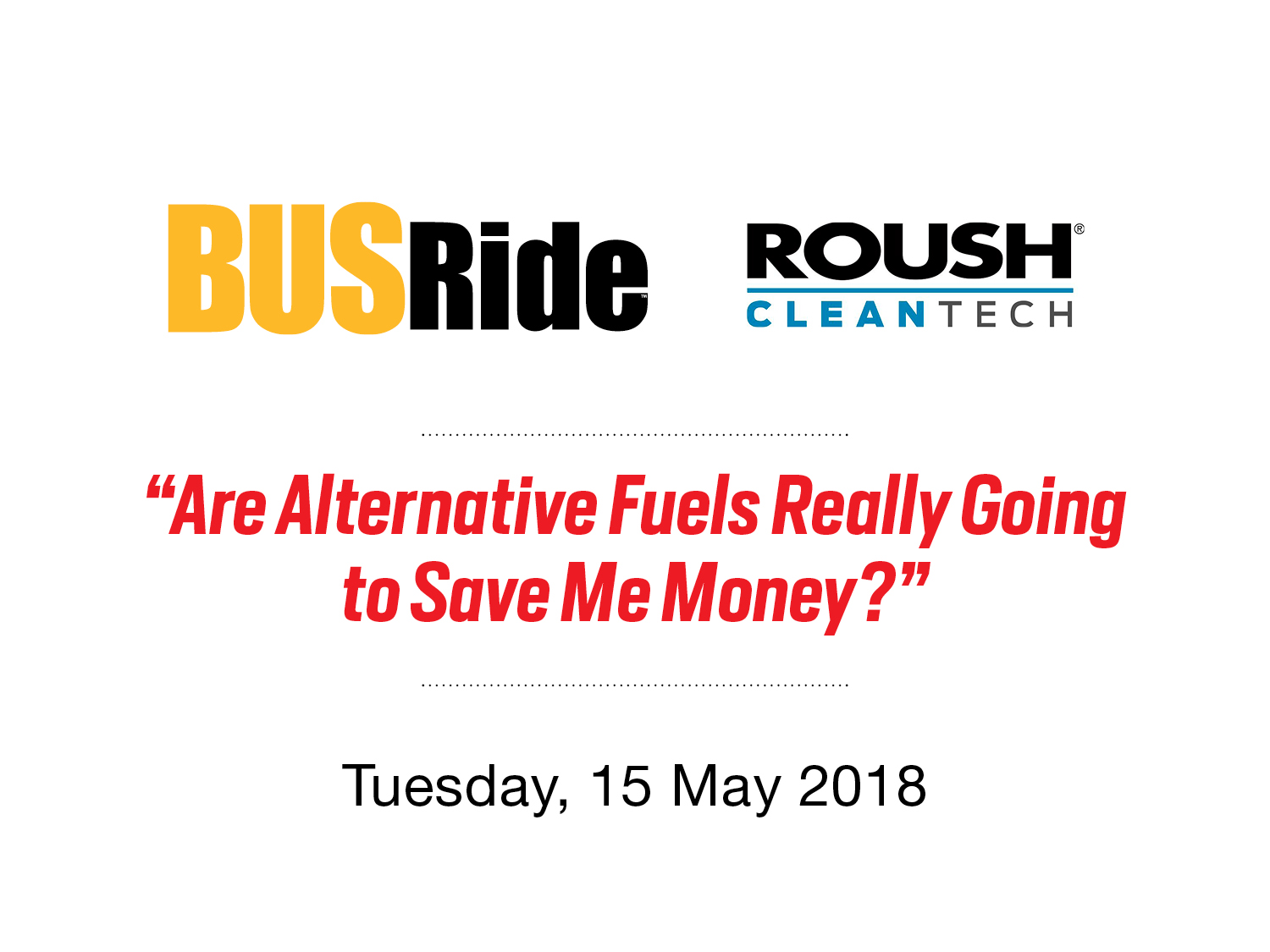 Are Alternative Fuels Really Going to Save Me Money?