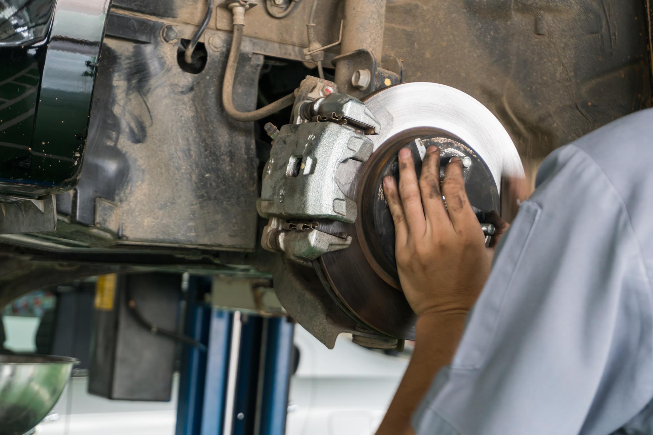 Optimizingheavy-duty brake lifespan