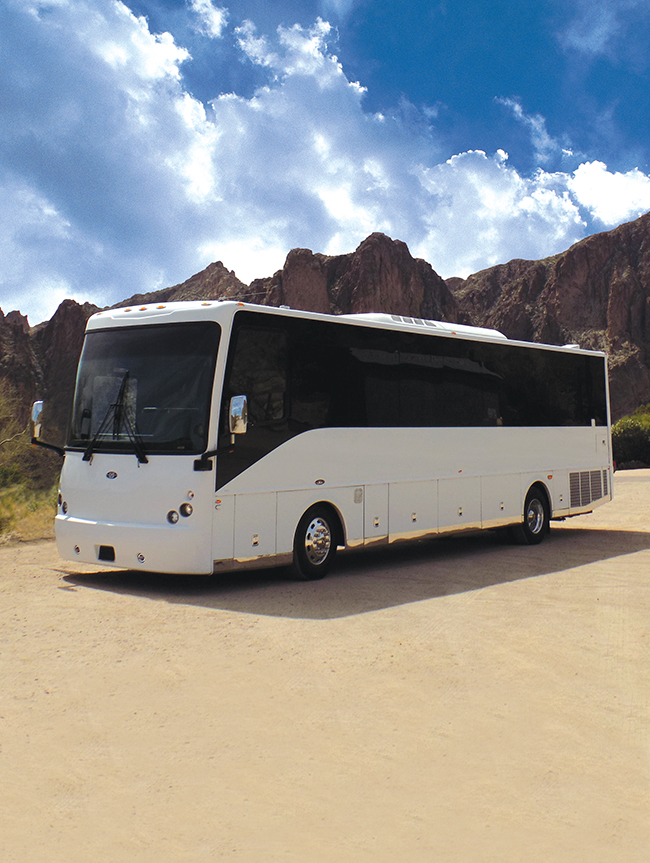 OFFICIAL BUSRide ROAD TEST: CT Coachworks motorcoach