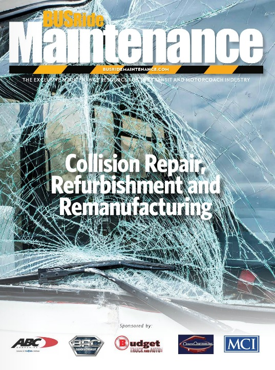 Collision Repair, Refurbishment and Remanufacturing