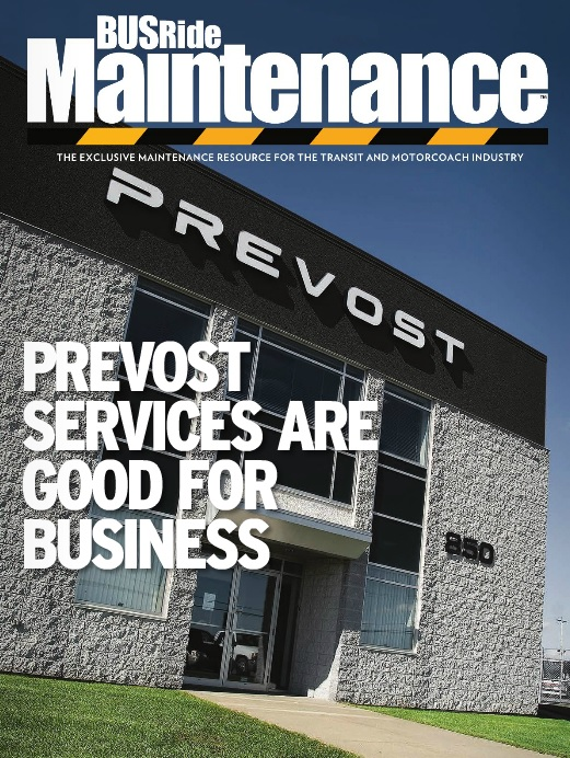 Prevost Services are good for business