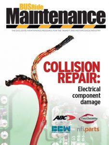 Collision Repair: Electric component damage