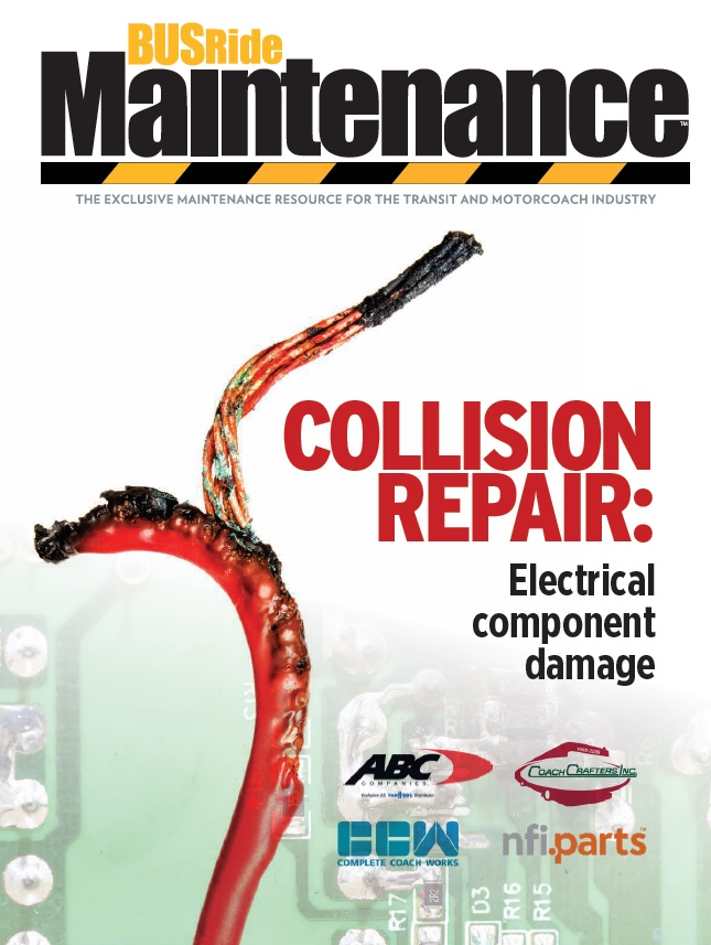 Collision Repair: Electric Component Damage