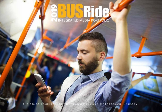 2019 BUSRide INTEGRATED MEDIA PORTFOLIO