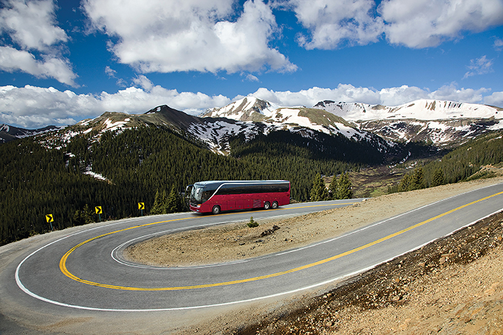 Setra builds on legacy of luxury
