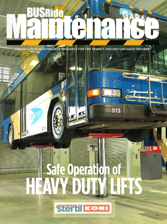 Safe Operation of Heavy-Duty Vehicle Lifts