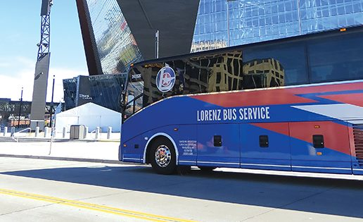 Fleet diversity, inclusive culture and tech-savvy leadership keep Lorenz Bus Service at the head of the pack