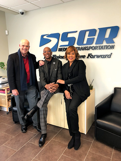 SCR Medical Transportation accomodates mobility with AbiliTrax