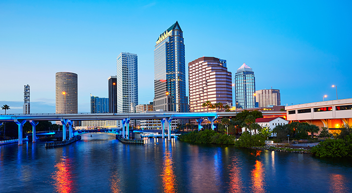 Tampa to host ThinkTransit conference