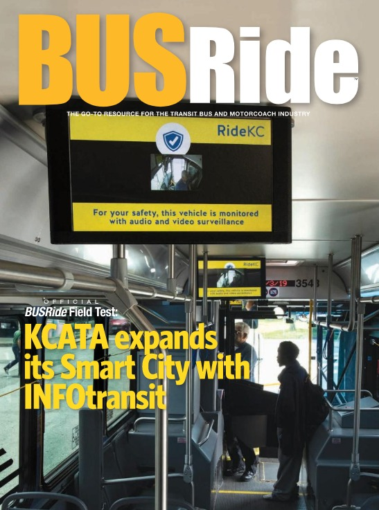 KCATA expands its Smart City with INFOtransit