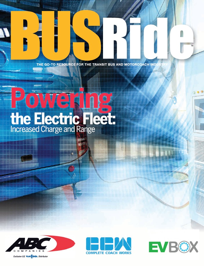 Powering the Electric Fleet: Increased Charge & Range