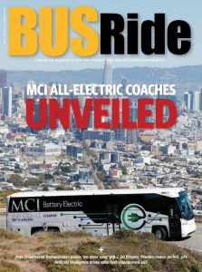 BUSRide November / December 2019, Vol. 55, No. 07